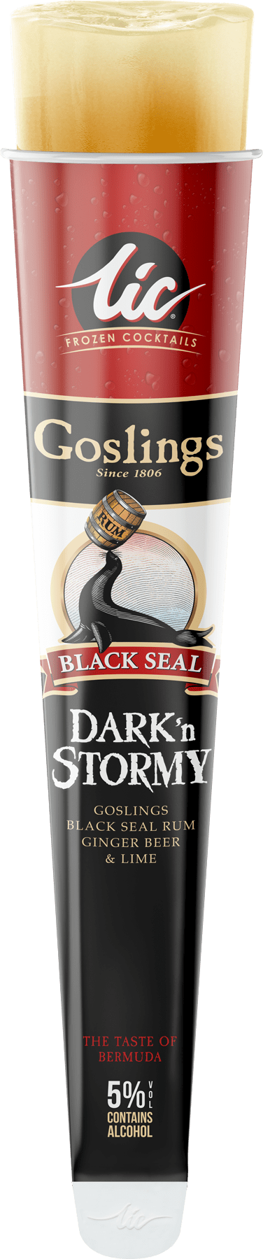 Goslings: Dark & Stormy