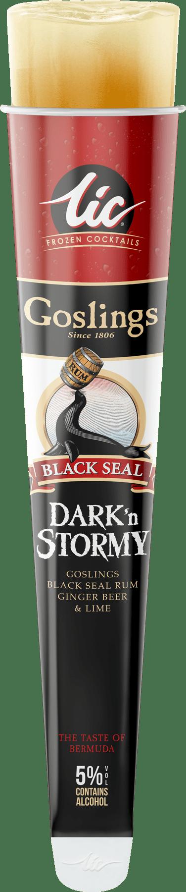 Goslings: Dark & Stormy